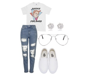 barb, outfits, and Polyvore image