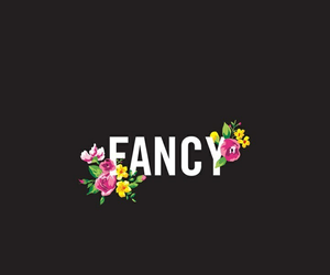 fancy, flowers, and wallpaper image