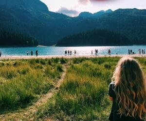 beautiful, mountain, and nature image