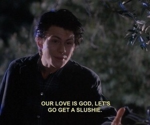 Heathers, quotes, and aesthetic image