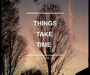 time, wallpaper, and quote image
