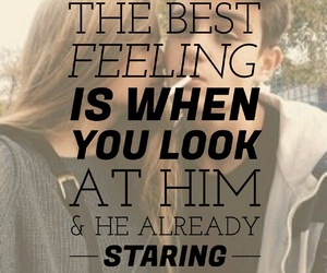 couple, best feeling, and love image