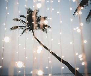 light, beach, and summer image