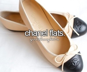 chanel and girly thoughts image