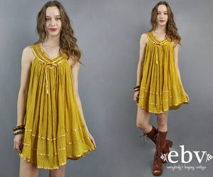 etsy, summer dress, and crochet dress image