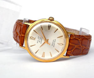 vintage watch, mens watch, and russian watch image
