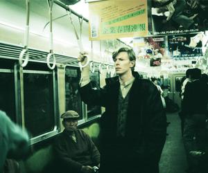 david bowie and subway image