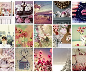 Collage, memories, and pictures image