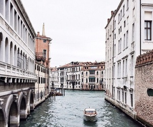 city, venice, and travel image