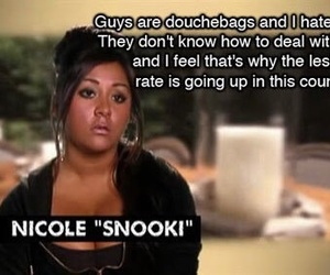 snooki, jersey shore, and funny image