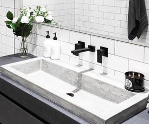 bath, bathroom, and interior image