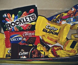 candys and chocolate image