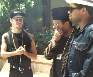donnie wahlberg, new kids on the block, and run-dmc image