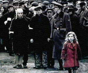 history, movie, and shindler's list image