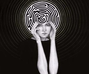 be, labyrinth, and you image