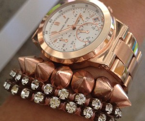 bracelet and Michael Kors image