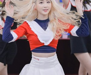 kpop, yukyung, and elris image