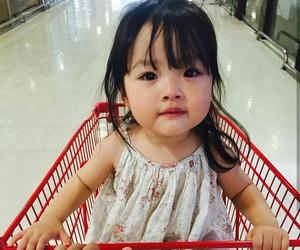 baby girl and kawaii image