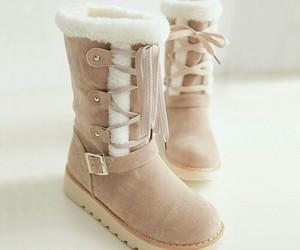 boots, brown, and princess image