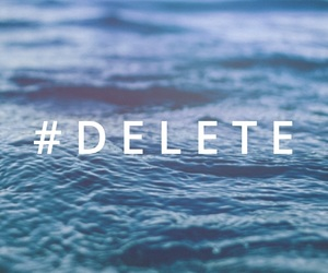 bye, delete, and guys image