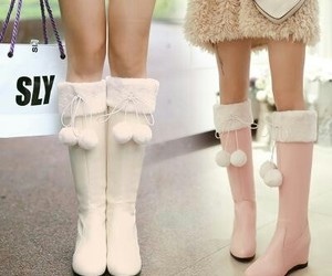 boots, fashion, and princess image