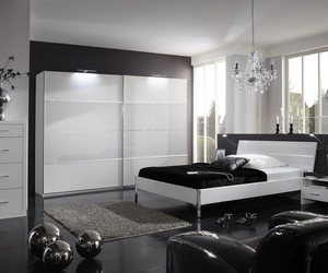 black n white, room, and inspiration image