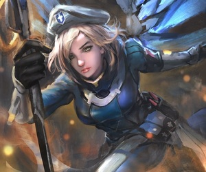 art, video games, and mercy image