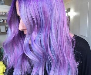colorful, hairstyle, and colors image