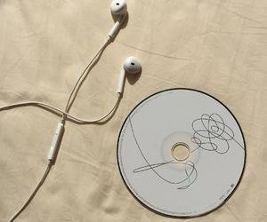 beige, cd, and music image
