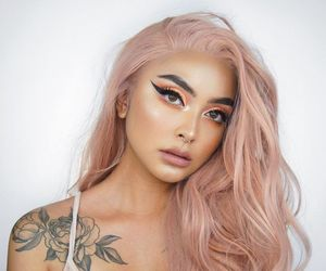 fashion, hairstyle, and wigs image