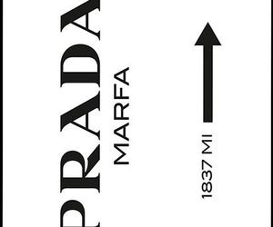 Prada, quote, and quotes image