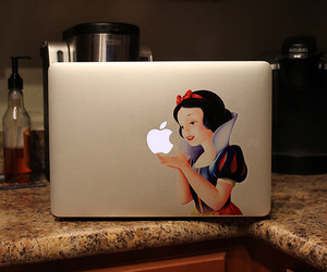 snow white and cute image