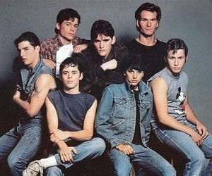 the outsiders, rob lowe, and Tom Cruise image