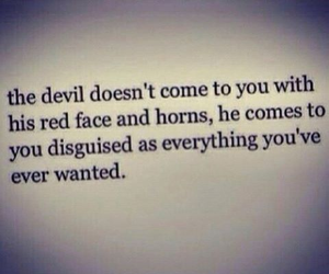 Devil and quotes image