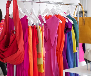 fashion, clothes, and colors image