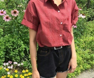fashion, tumblr, and indie image