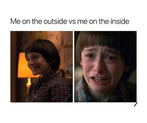 stranger things and funny image