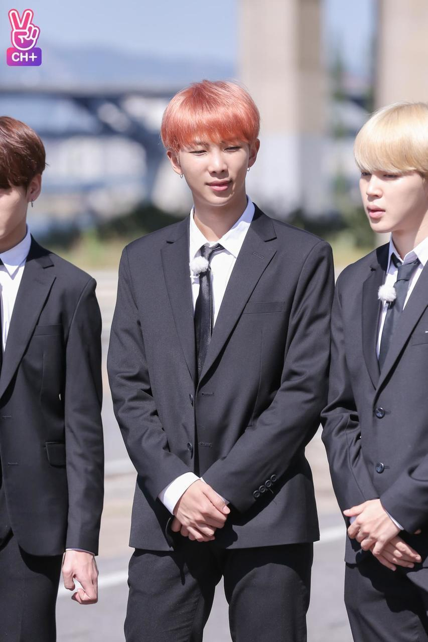 rap monster, tumblr, and bts image