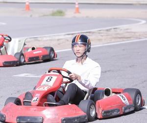 [BTS V OFFICIAL] - RUN BTS! 2017 - Epi.26 Behind the scene | - RM / Kim Namjoon