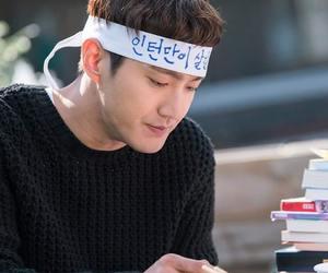 korean, super junior, and siwon choi image