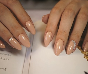 beige, gel, and girls image
