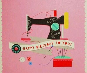 costura, modista, and cumpleaños image