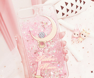 anime, iphone, and sailor moon image