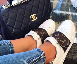 chanel, luxury, and Louis Vuitton image