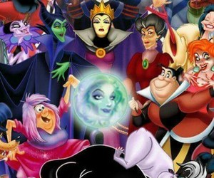 disney, Halloween, and villains image