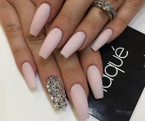 goals, nails, and beauty goals image
