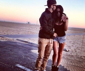 couple, hug, and gif image