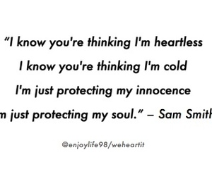 the thrill of it all, sam smith lyrics, and sam smith quotes image