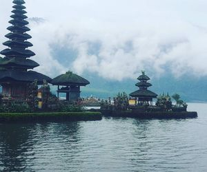 beautiful, clouds, and indonesia image