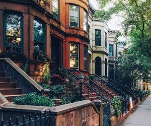 Brooklyn and street image